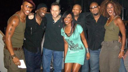Bev Knight and band!!!