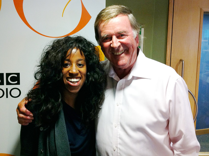 Starstruck with Terry Wogan