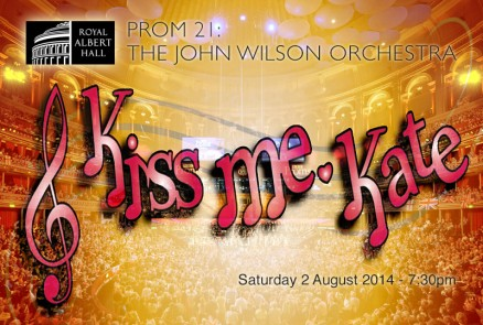 Kiss Me, Kate at the Royal Albert Hall