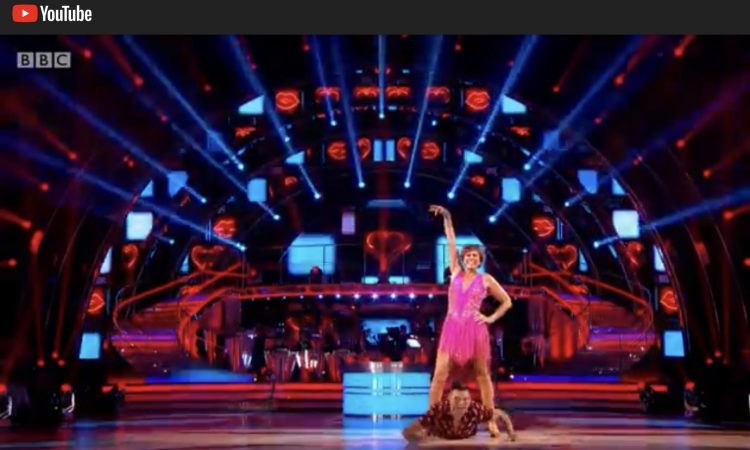Strictly kiss 2018
