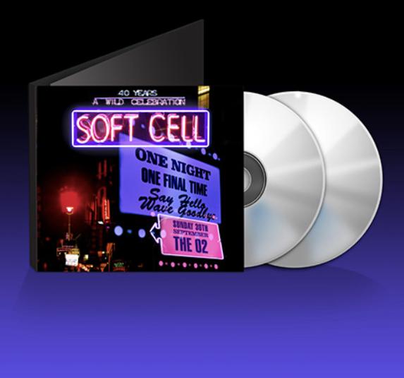 Soft Cell Tour Dates 2021